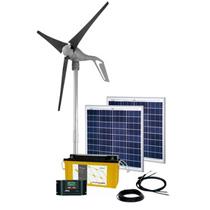 <br /><br />Off-Grid Wind-/ Solaranlagen