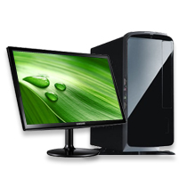 <br />Stromsparender High-End-Desktop-Computer